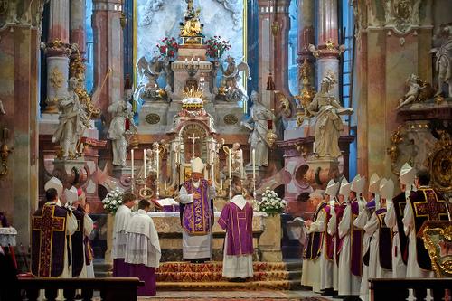Österreichische Bischöfe
